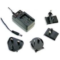 Meanwell 12V Wallmount Power Adapter-24W