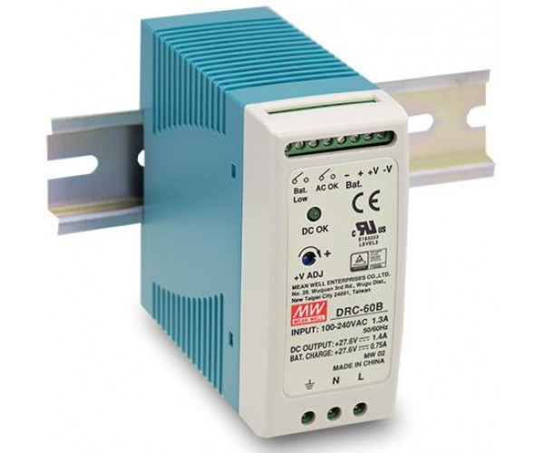 Meanwell 12V Battery Charger-60W