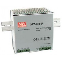Mean Well DRT Series AC (3 Phase) to DC Single 24V Output-240W