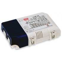 Mean Well LCM-25 Series Multiple-Stage Output Current LED Driver-25W
