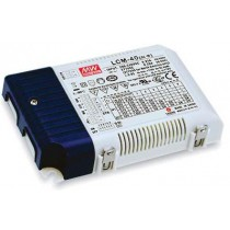 Mean Well LCM-40 Series Multiple-Stage Output Current with AUX o/p LED Driver-40W