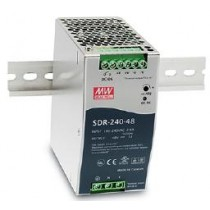 Mean Well SDR Series AC to DC Single 24V Output-240W