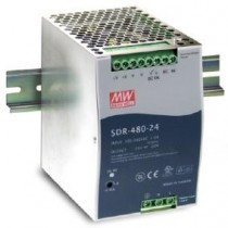 Mean Well SDR Series AC to DC Single 24V Output-480W