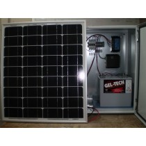 12V/40W Solar Kit-40W  - Statronics Power